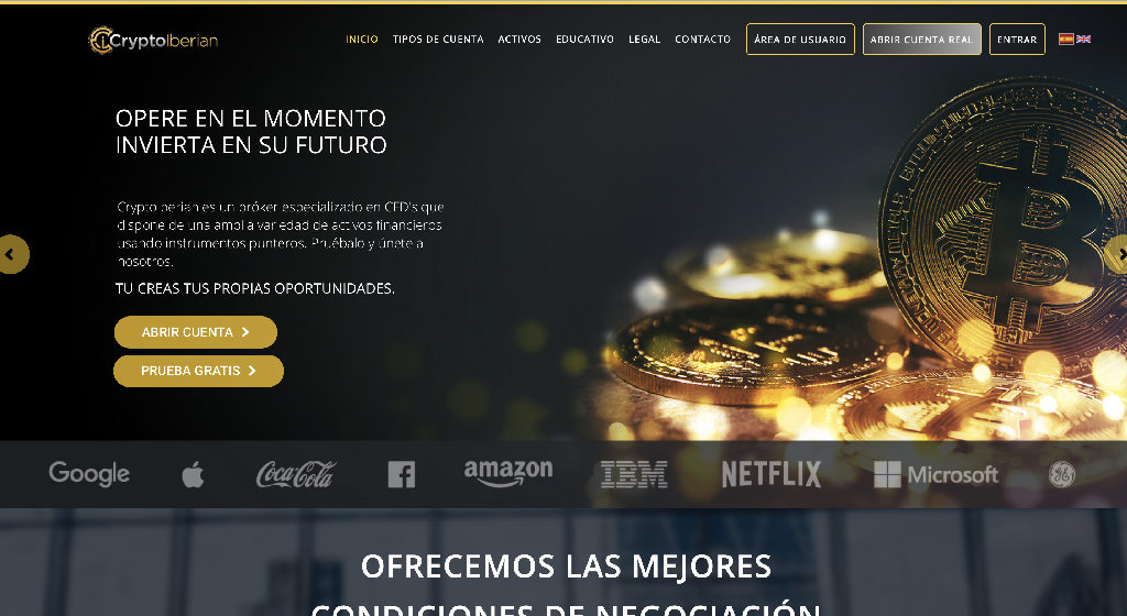 Cryptoiberian Crypto Estafa