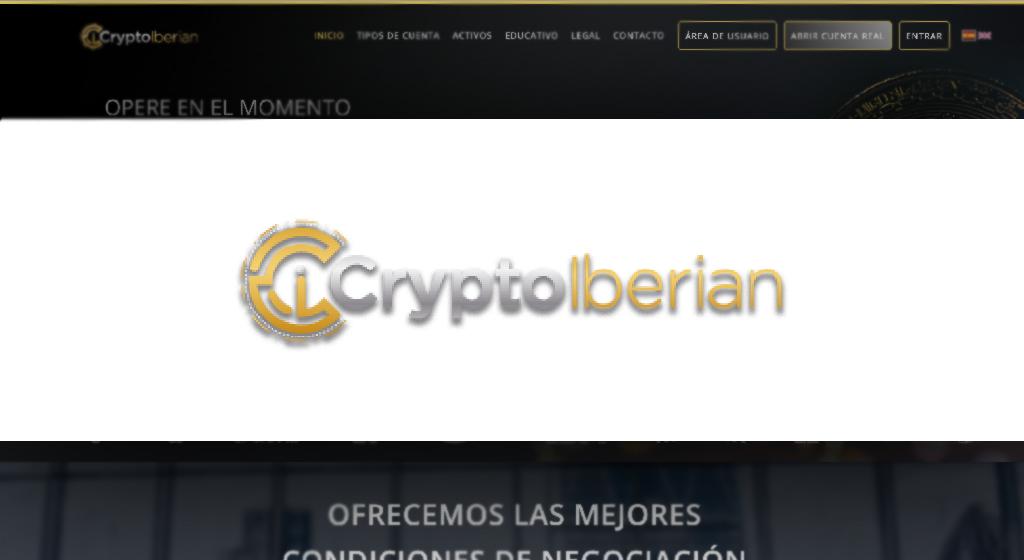 Cryptoiberian Crypto Estafa