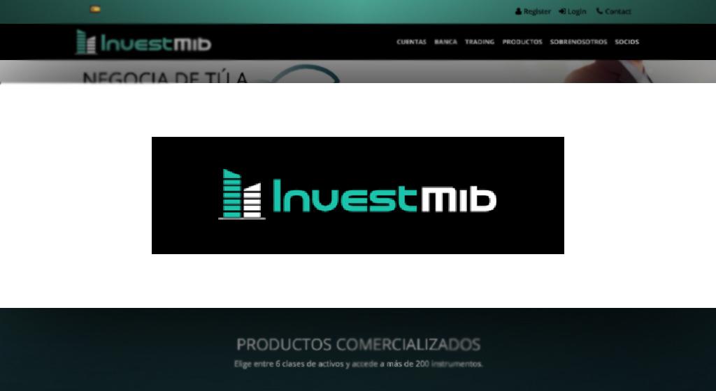 InvestMib Forex Estafa