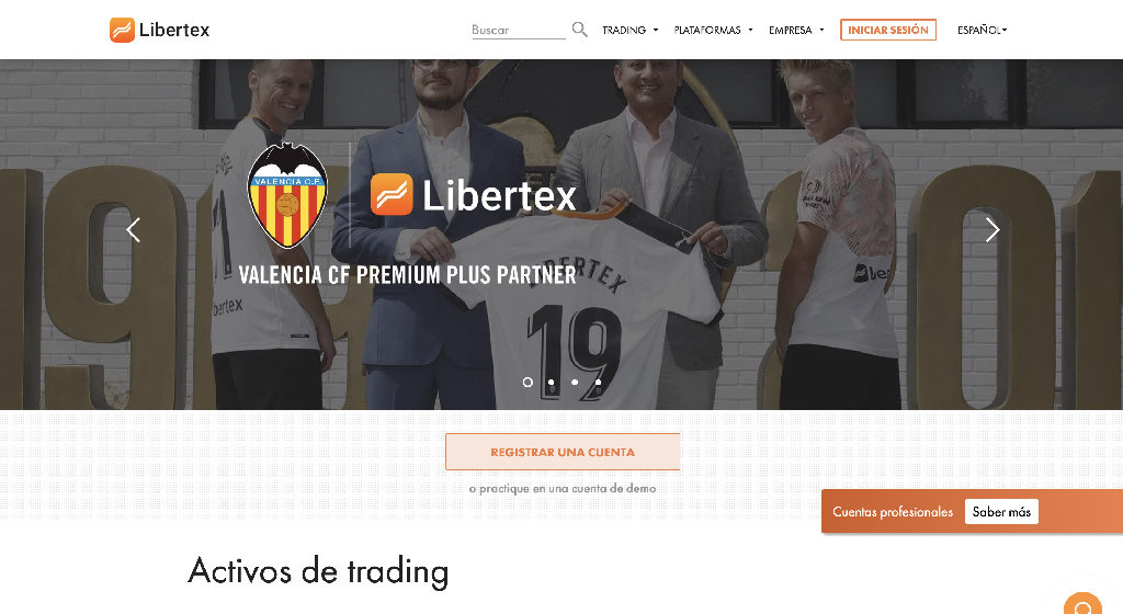 Libertex Forex Estafa