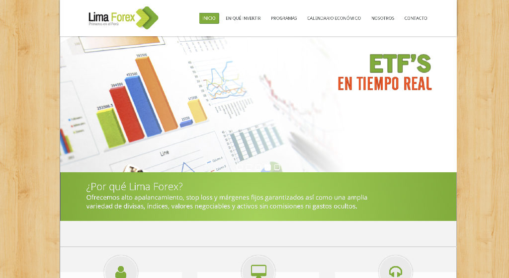 Lima Forex Estafa