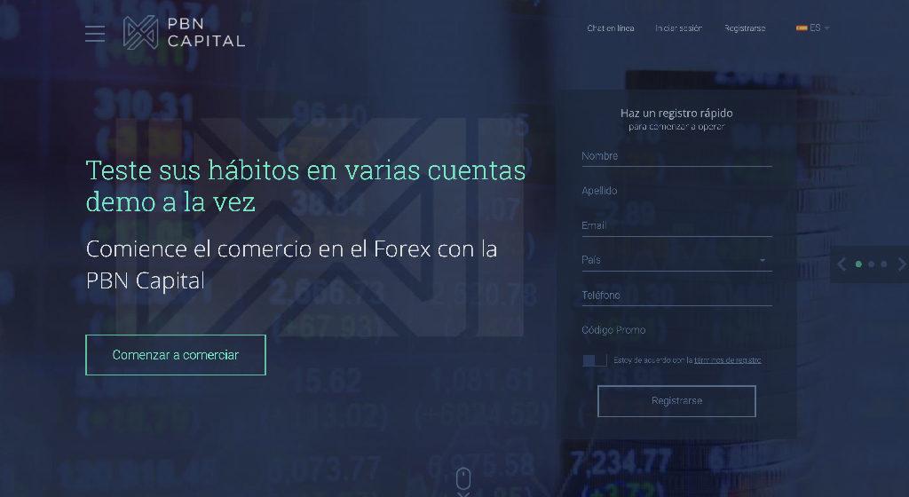 PBN Capital Forex Estafa