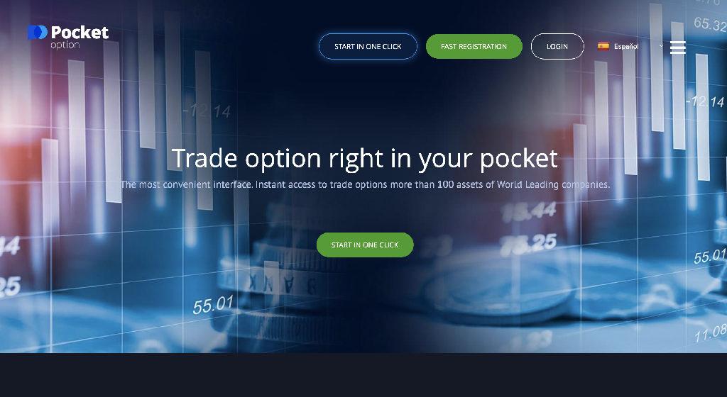 Pocket Option Forex Estafa