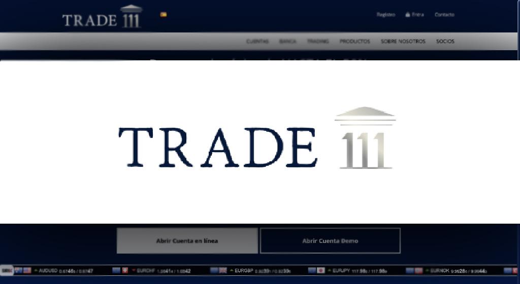 Trade111 Forex Estafa