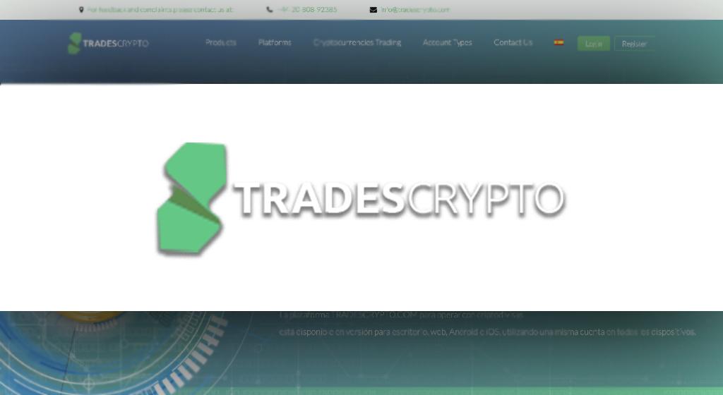 TradesCrypto Crypto Estafa