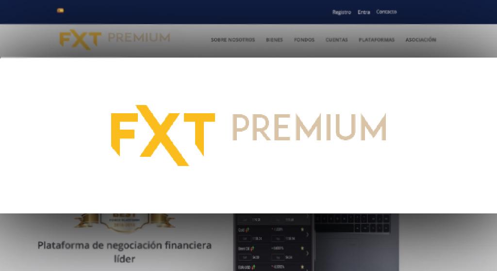 FxtPremium Forex Estafa