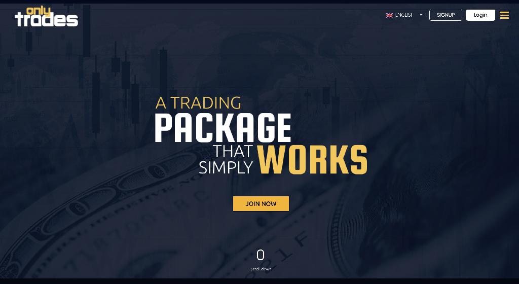 Only Trades Forex Estafa