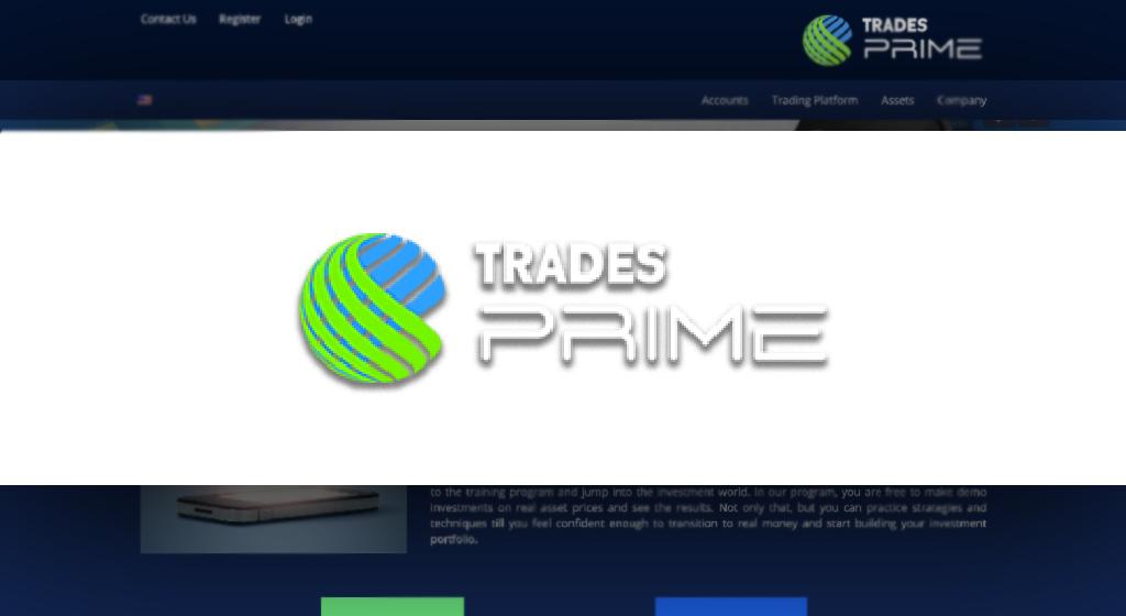 Trades Prime Forex Estafa