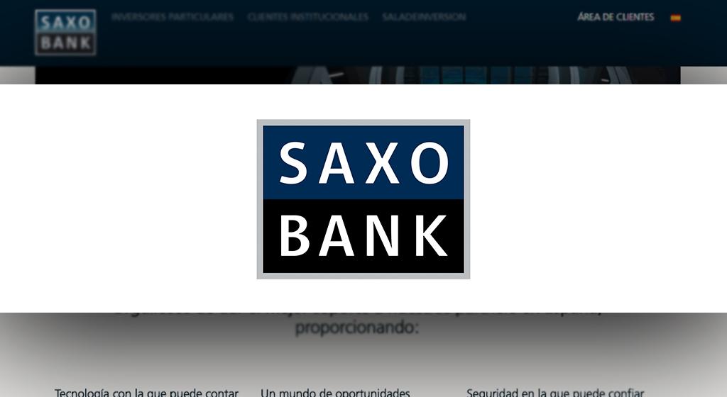 Saxo Bank Forex Estafa