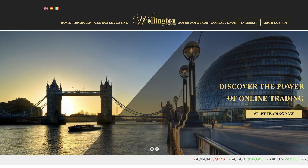 Wellington Investments Forex Estafa