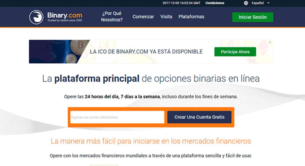 Binary.com Crypto Broker