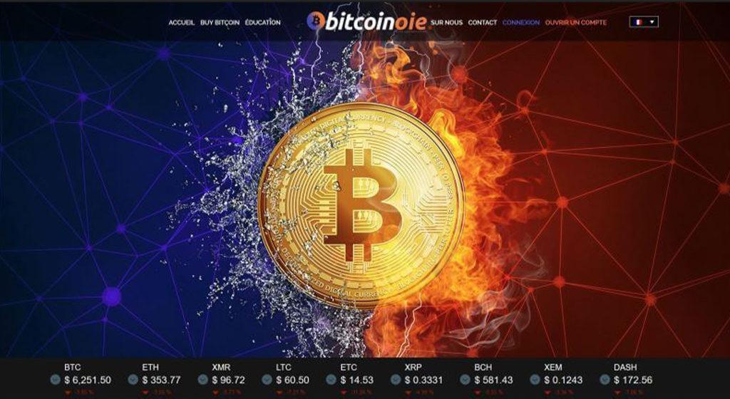 Bitcoin Oie Crypto Estafa