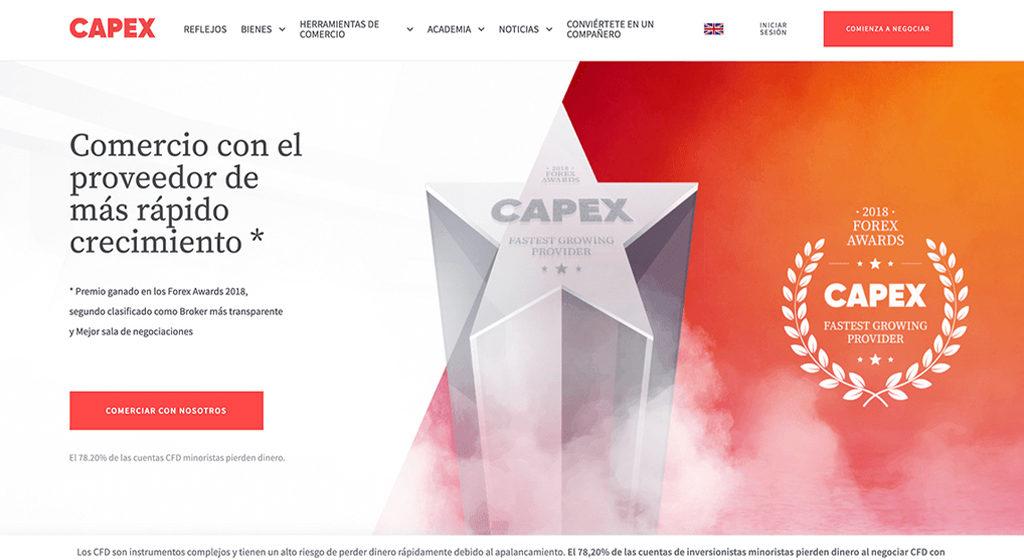 CAPEX Forex Estafa