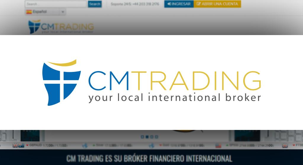 CMTrading Forex Estafa