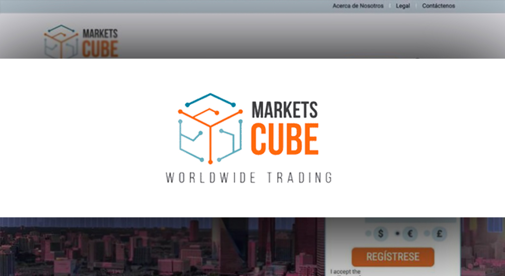 Markets Cube Forex Estafa