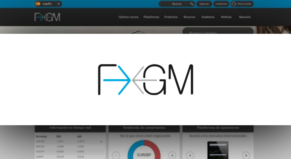 FXGM Forex Estafa