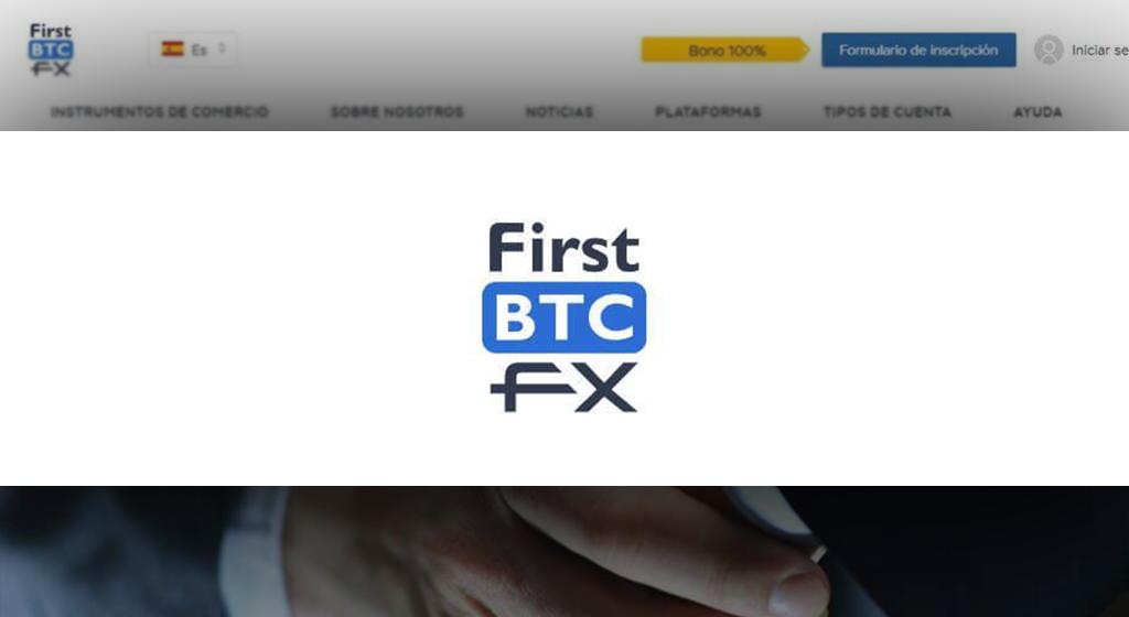 FirstBtcFx Forex Estafa