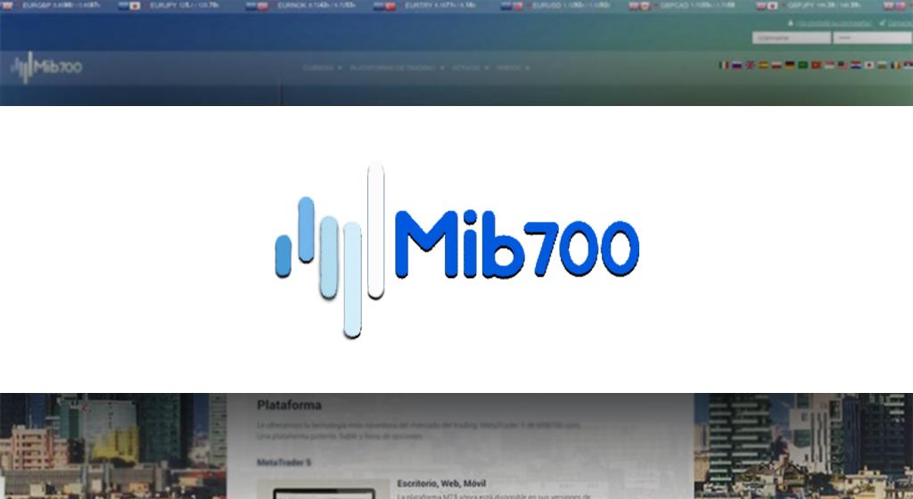 Mib700 Forex Estafa