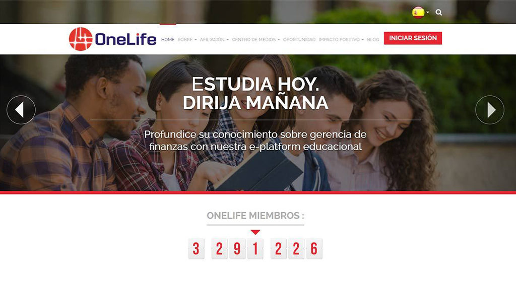 Onelife Forex Estafa