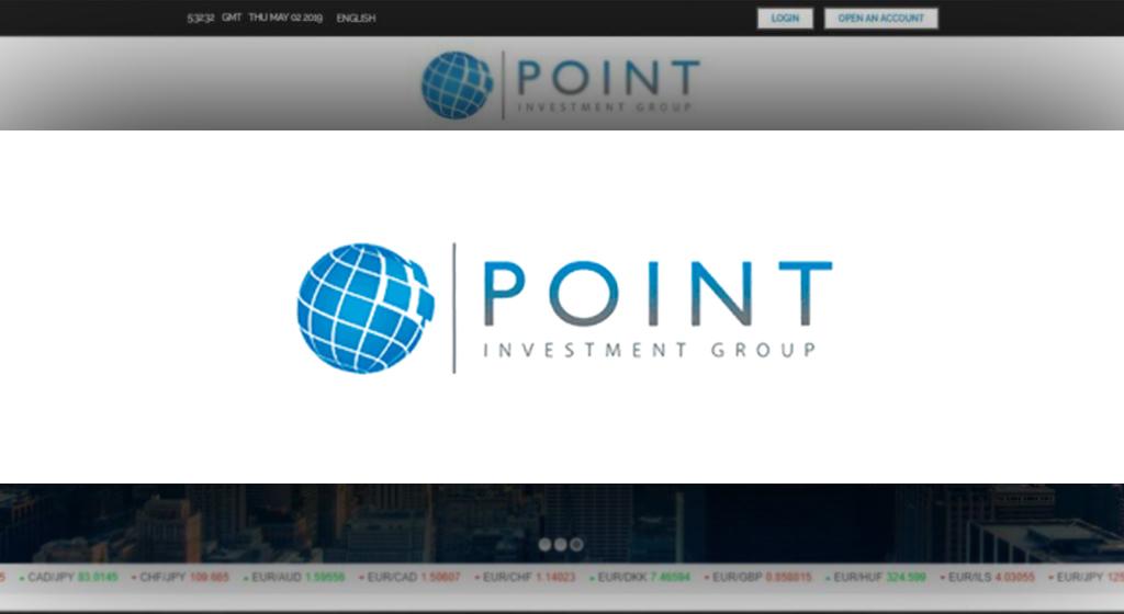 Point Investment Group Forex Estafa