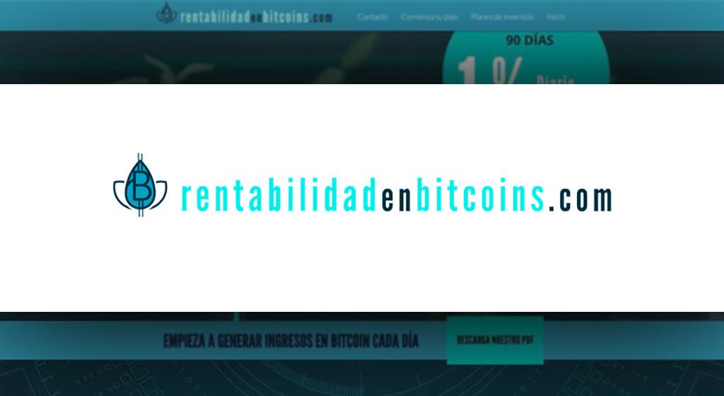 Rentabilidadenbitcoins.com Forex Estafa