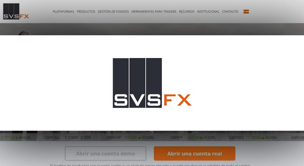 SVSFX Forex Estafa