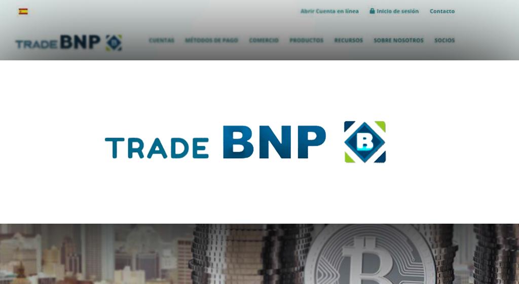 Trade BNP Logo
