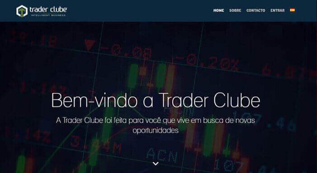 Trader Clube Forex Estafa