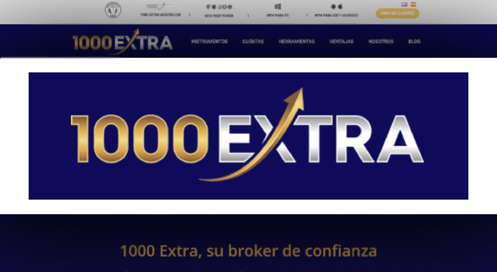 1000Extra Forex Estafa