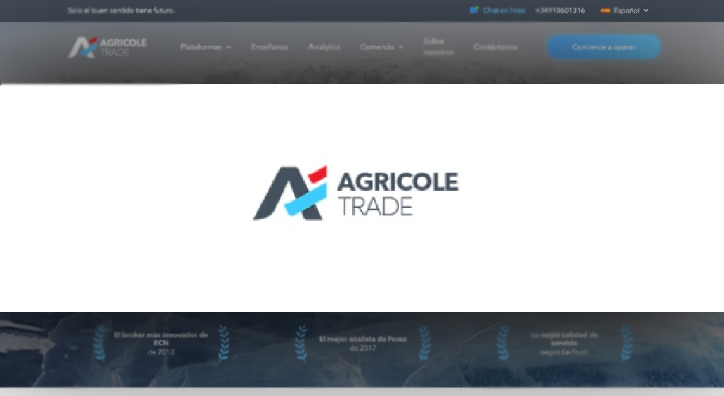 Agricole Trade Forex Estafa