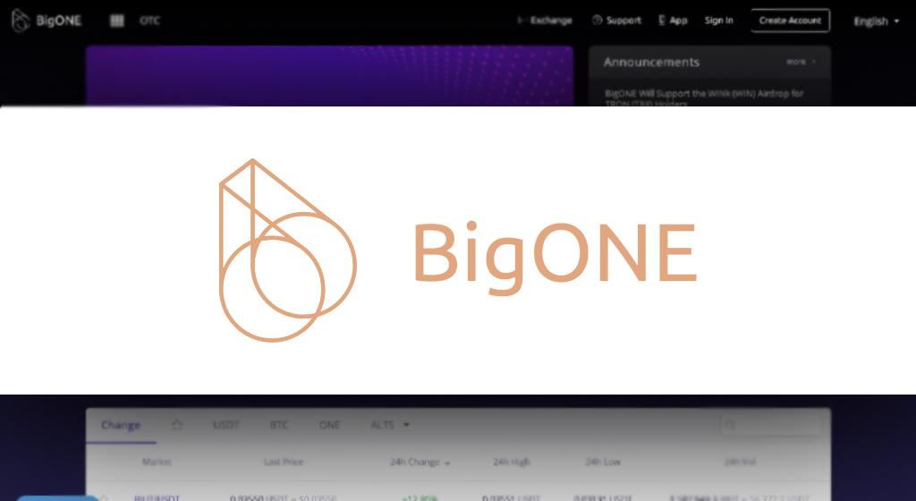BigOne Crypto Estafa