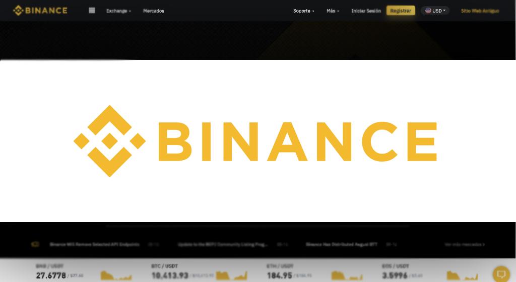 Binance Crypto Broker
