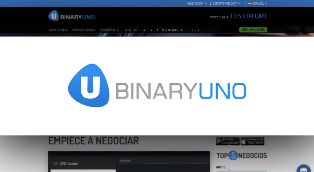 Binary Uno Forex Estafa