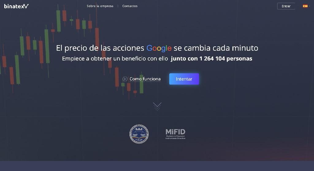 Binatex Crypto Estafa