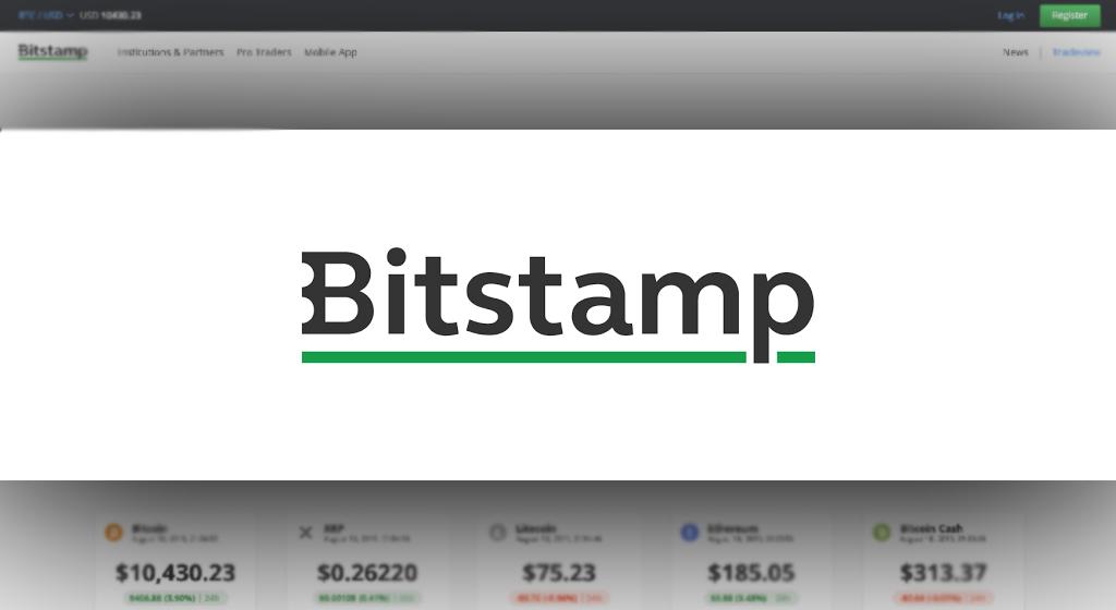 BitStamp Crypto Broker