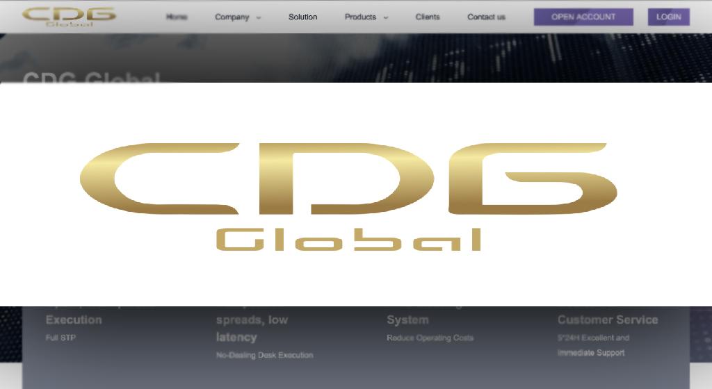 CDG Global Forex Estafa