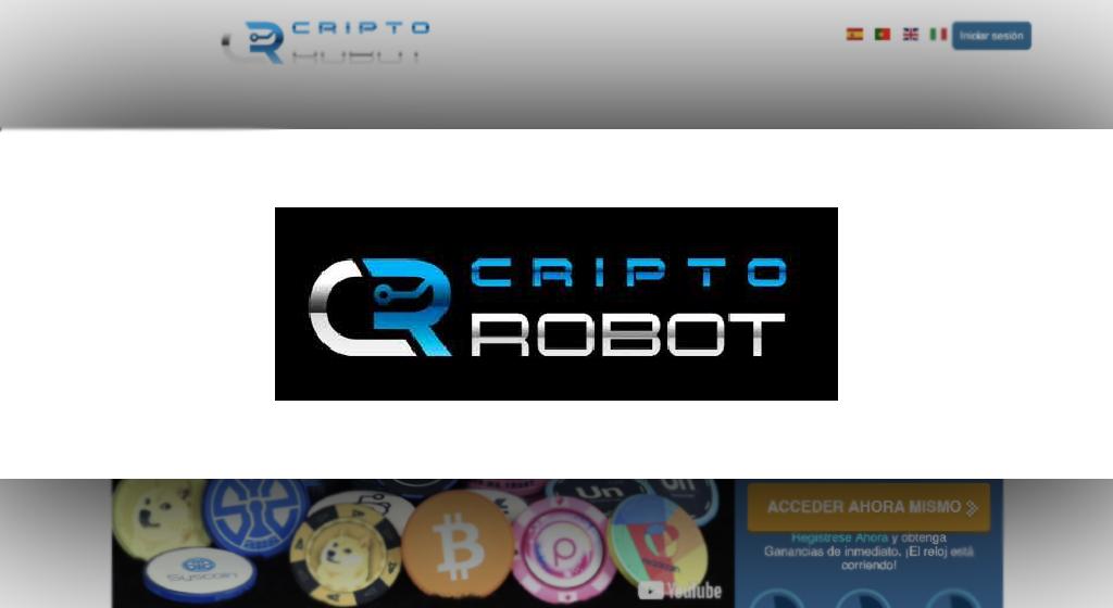 Cripto Robot Crypto Estafa
