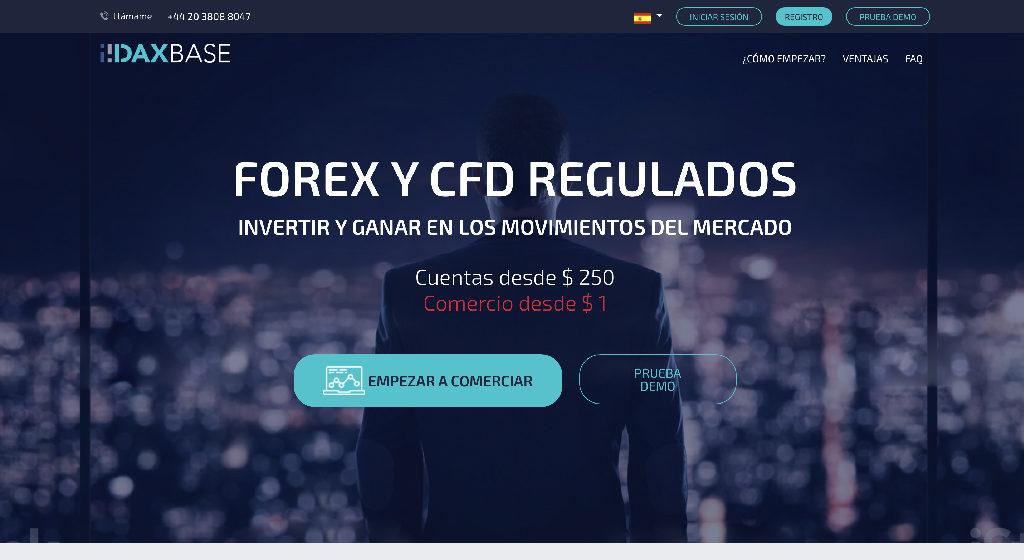 DaxBase Forex Estafa