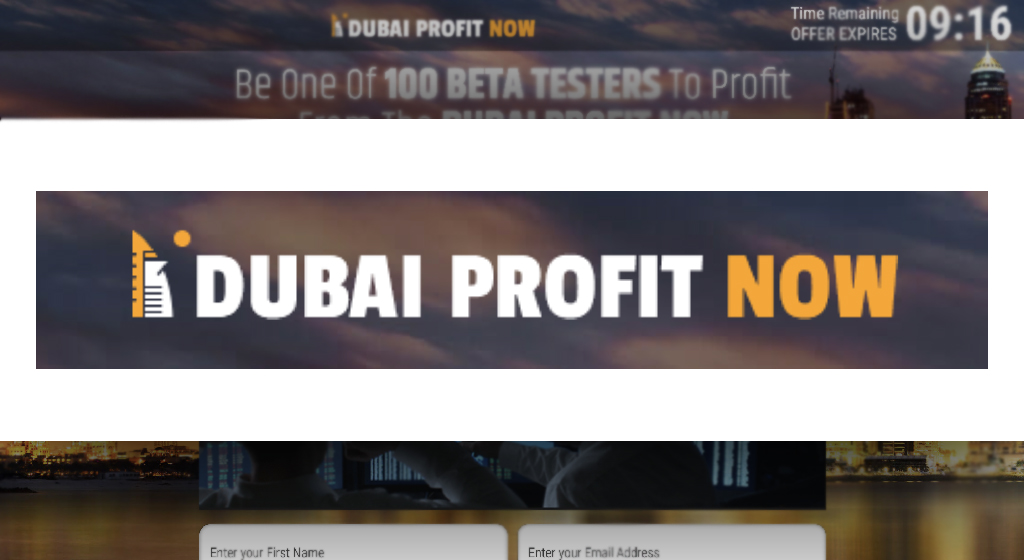 Photo of Dubai Profit Now Forex Estafa