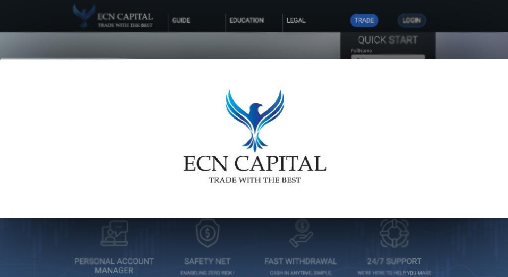 ECN Capital Forex Estafa