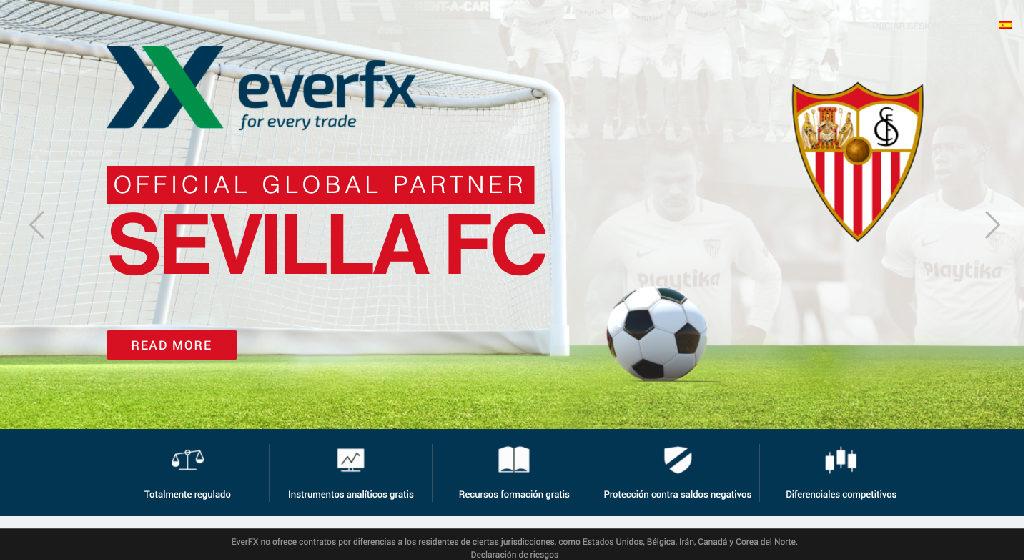 EverFX Forex Estafa