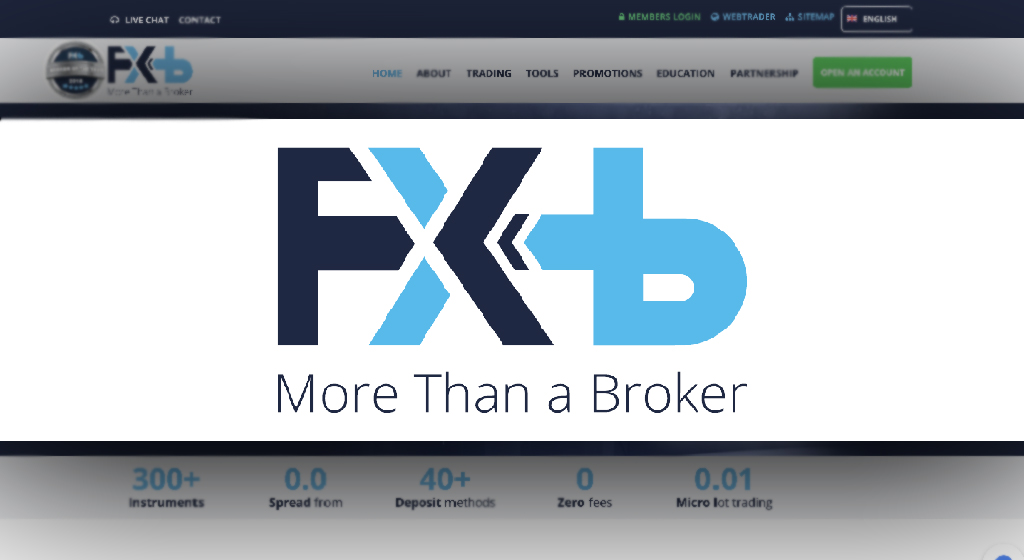 FXB trading Forex Estafa