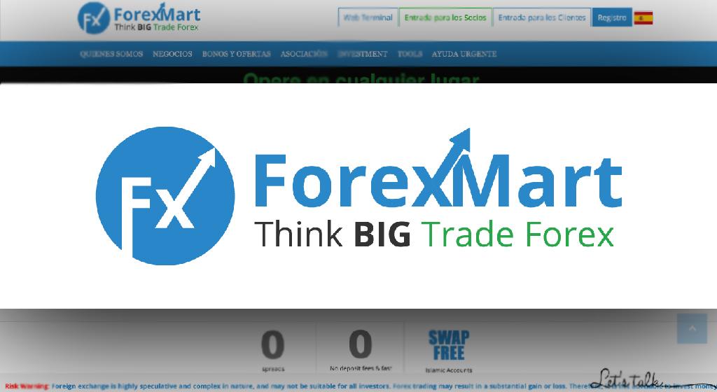 Photo of ForexMart Forex Estafa
