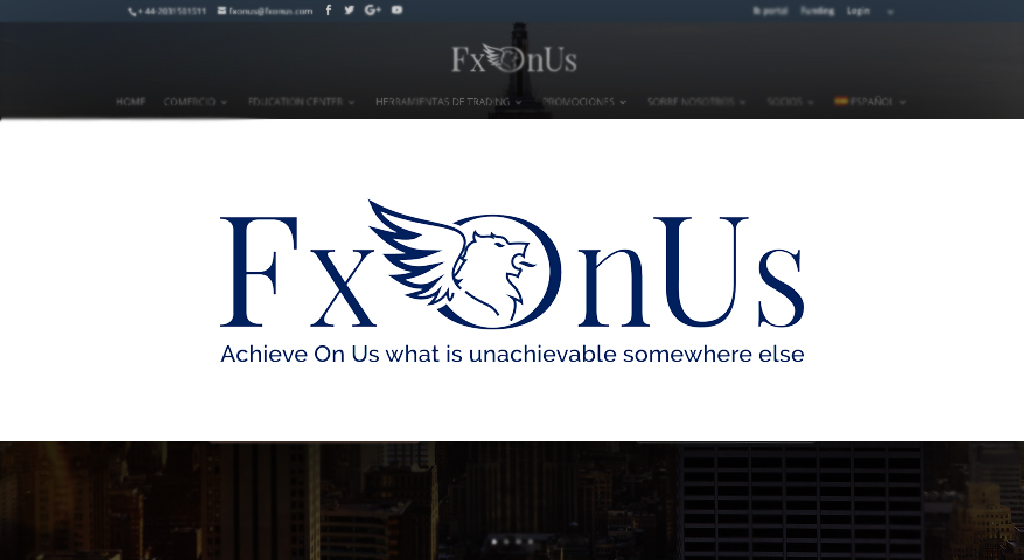 FxOnUs Broker Estafa