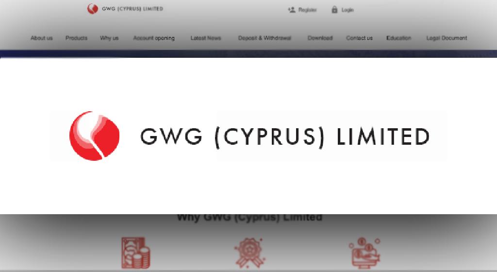 GWG (Cyprus) Limited Forex Estafa