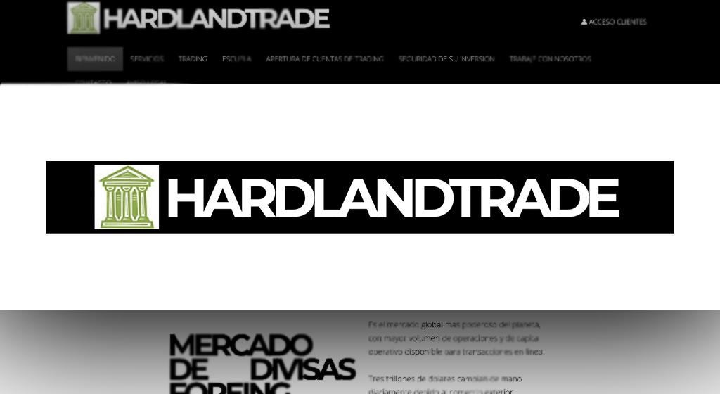 Hardlandtrade Forex Estafa