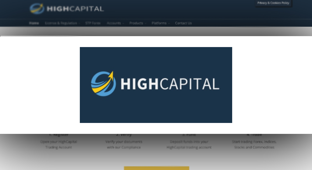 HighCapital Forex Estafa