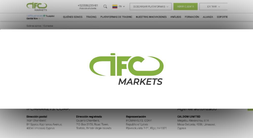 IFC Markets Forex Estafa