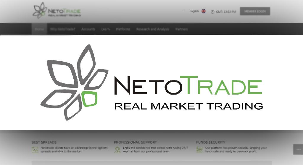 Neto Trade Forex Estafa