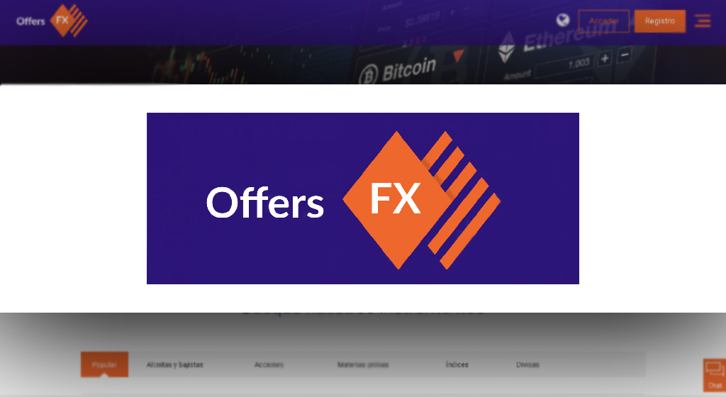 OffersFx Forex Estafa